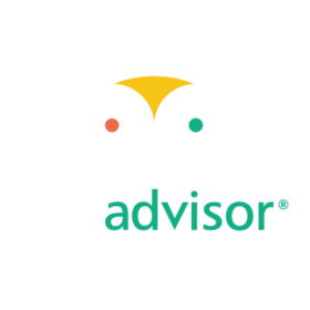 Tripadvisor logo that links to Camp Tranøybotn Tripadvisor page